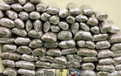 В Польше задержали украинца с 27 кг марихуаны