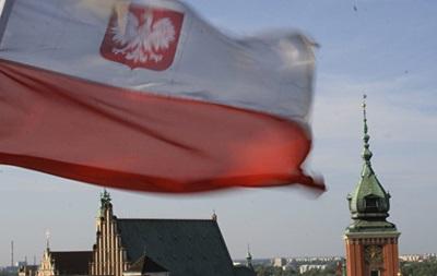 В Варшаве из-за ливня закрыли часть метро