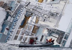Владельцы Costa Concordia: аномалий в системах безопасности лайнера не было