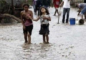 Число жертв тропического шторма Агата  продолжает расти