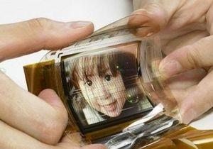 LG собирается представить смартфон с гибким дисплеем