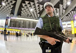 В Германии усиливают меры безопасности в связи с угрозой терактов