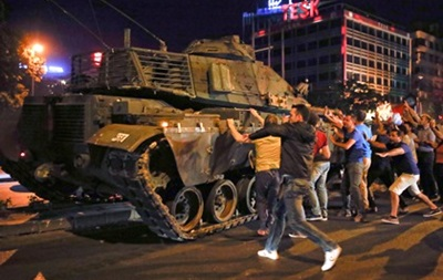 Мятеж в Турции: среди участников замечен сбивший российский Су-24 пилот