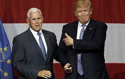 Трамп представил своего кандидата в вице-президенты