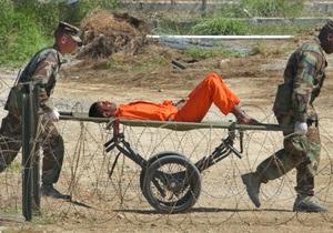 Один из узников тюрьмы Гуантанамо покончил с собой