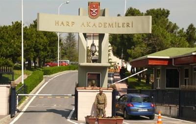 Спецназ Турции начал  зачистку  Академии ВВС