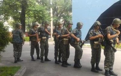 Силовики провели спецоперацию в Алма-Ате