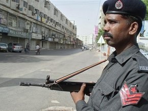 При нападении на полицейскую академию в Пакистане погибли 20 человек