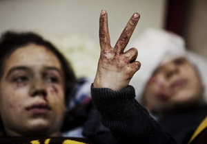 Обама одобрил поставку вооружений сирийским повстанцам - источник