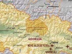 В Южной Осетии прогремел мощный взрыв