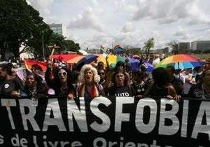Самая масштабная акция гомосексуалистов в мире: По улицам Сан-Паулу прошли 3 млн геев