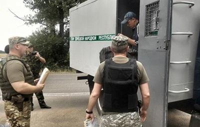 Киеву передали 23 заключенных из ДНР