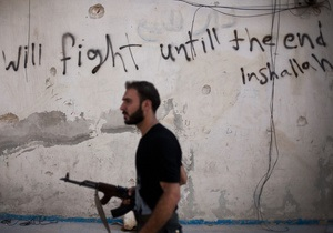 Сирия: Запад готовится к жизни после Асада
