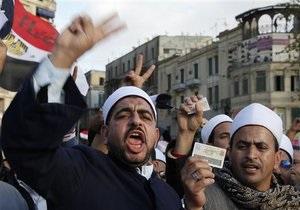 Иран поддержал народные выступления в Египте