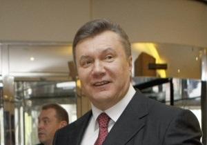 Янукович перепутал Буковину с Буковелем