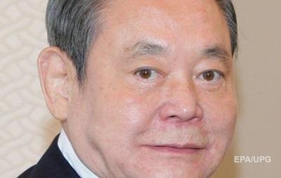 Президент Samsung оказался в центре секс-скандала