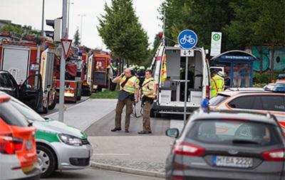 Стрельба в Мюнхене: полиция называет число жертв