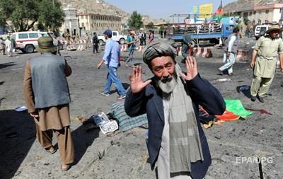 Крупный теракт ИГИЛ в Кабуле: свыше 60 жертв