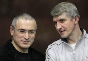 Ходорковскому сократили срок на год, он должен выйти на свободу в 2016 году