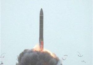 В США не могут объяснить  пуск ракеты