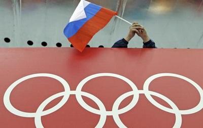 Сборную России отстранят от Олимпиады - СМИ