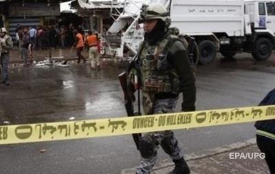Взрыв на КПП в Багдаде: число погибших возросло
