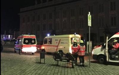 Взрыв в Германии был устроен намеренно
