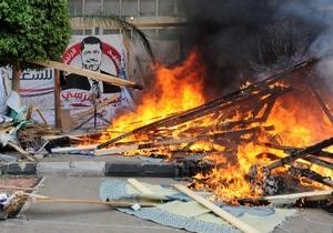 Срок заключения Мурси снова продлили