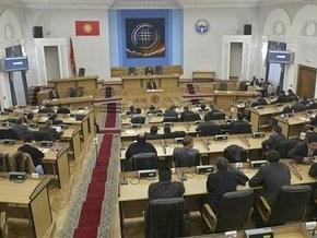 Премьером Кыргызстана может стать глава администрации президента