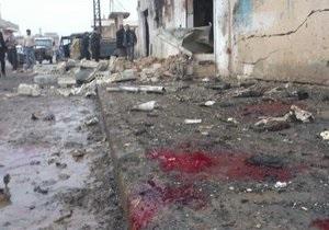 Авиаудар по пекарне в Сирии: погибли более 60 человек