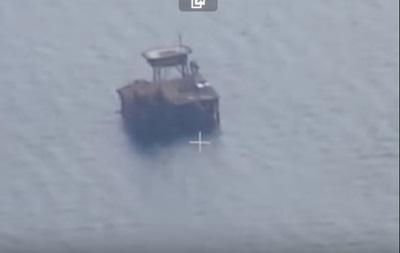 Киев: РФ строит незаконные буровые в Черном море