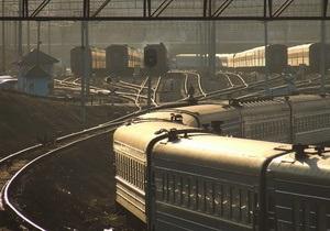 Захваченный беженцами из Грузии и России поезд остановлен на границе с Германией