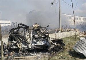 Жертвами масштабного теракта в Махачкале стали пять милиционеров