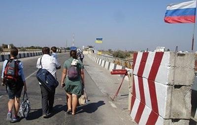 Крымская таможня обещает украинцам комфортное прохождение границы