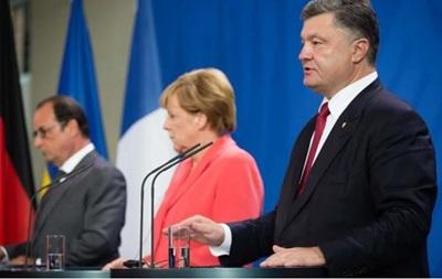 Киев: Работа по Донбассу будет усилена