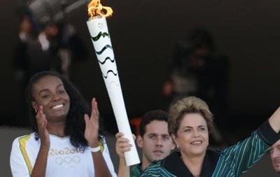 Отстраненная президент Бразилии будет бойкотировать открытие Олимпиады