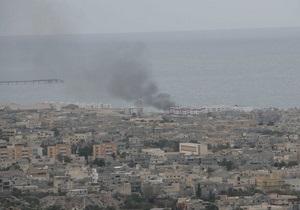 Власти Ливии: В результате авиаудара НАТО погибли 15 человек