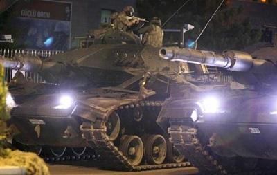 Анкара: В путче участвовали 1,5% турецких военных