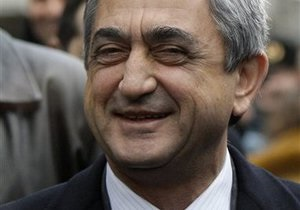 Новости Армении - президентские выборы - голодовка, покушение