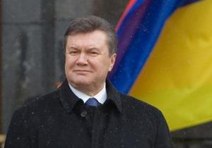 Янукович рассказал о судьбе харьковских соглашений в случае расторжения договоров по газу 2009 года
