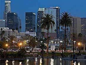 В Лос-Анджелесе гангстеры устроили перестрелку у одного из ночных клубов