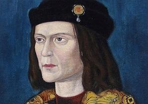 Великобритания - погребение Ричарда III