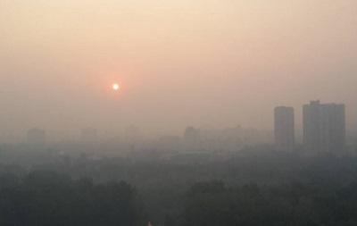 В Киеве прогнозируют снижение уровня загрязнения воздуха