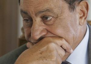 Дочь бывшего президента Египта обвиняет Мубарака в убийстве отца