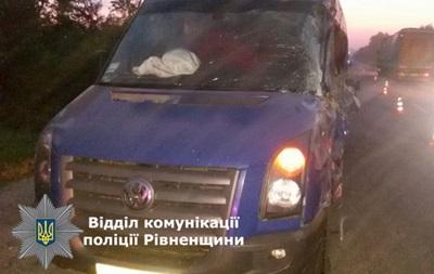ДТП на трассе Киев-Чоп: трое погибших