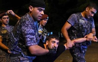 Протесты в Ереване: возбуждены дела в отношении 23 человек