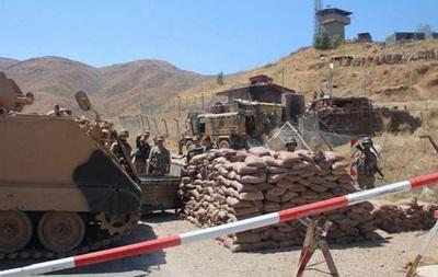 В Турции курдские боевики пытались штурмовать базу, десятки убитых
