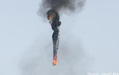 В Техасе упал воздушный шар с 16 пассажирами