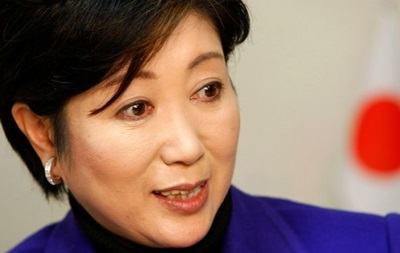 Губернатором Токио впервые станет женщина