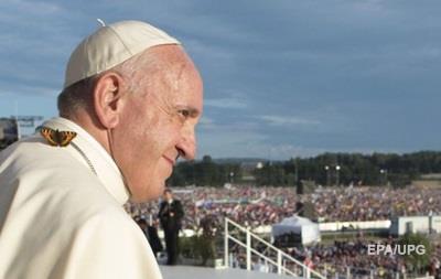 Папа Римский призвал молодежь не бездельничать